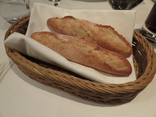 GIRANDOLE RESTAURANT: DINNER