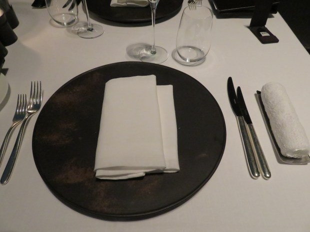 THE RESTAURANT BY AMAN: DINNER