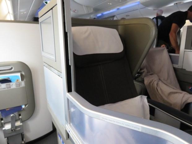 BUSINESS CLASS SEAT 56K