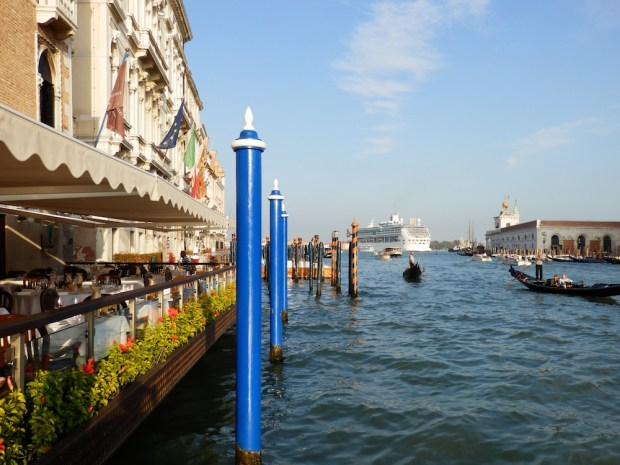 THE RIVA LOUNGE: VIEW