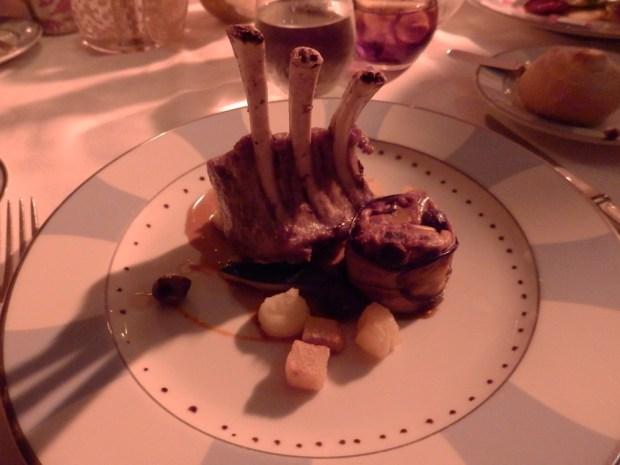 RESTAURANT CLUB DEL DOGE: DINNER
