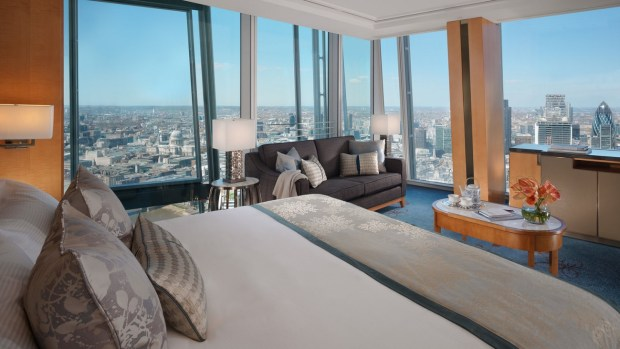 SHANGRI-LA AT THE SHARD, LONDON, UK