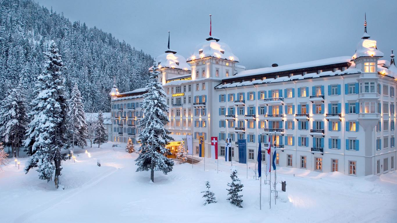 Top 10 Best Ski Hotels Amp Resorts In Europe The Luxury Travel Expert