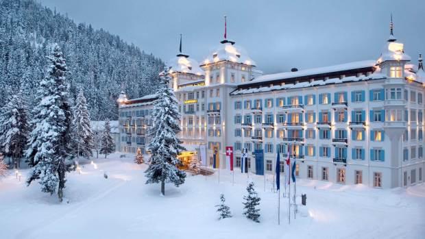 KEMPINSKI GRAND HOTEL DES BAINS, ST. MORITZ (SWITZERLAND)