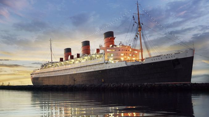 QUEEN MARY, LOS ANGELES, USA