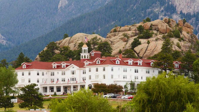 THE STANLEY HOTEL, COLORADO, USA