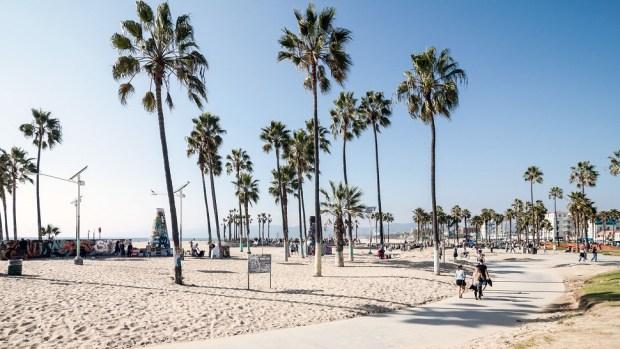 VENICE BEACH, LOS ANGELES (USA)