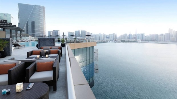 FOUR SEASONS HOTEL ABU DHABI, UAE