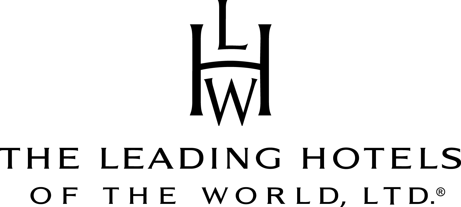 Leading hotels of the world logo