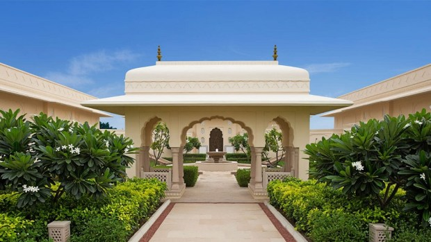 THE OBEROI SUKHVILLAS RESORT & SPA, INDIA