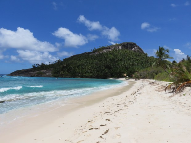 EAST BEACH (ANSE D'EST BEACH)