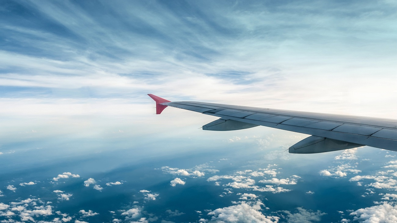 Suffering from fear of flying over water? Here's what you