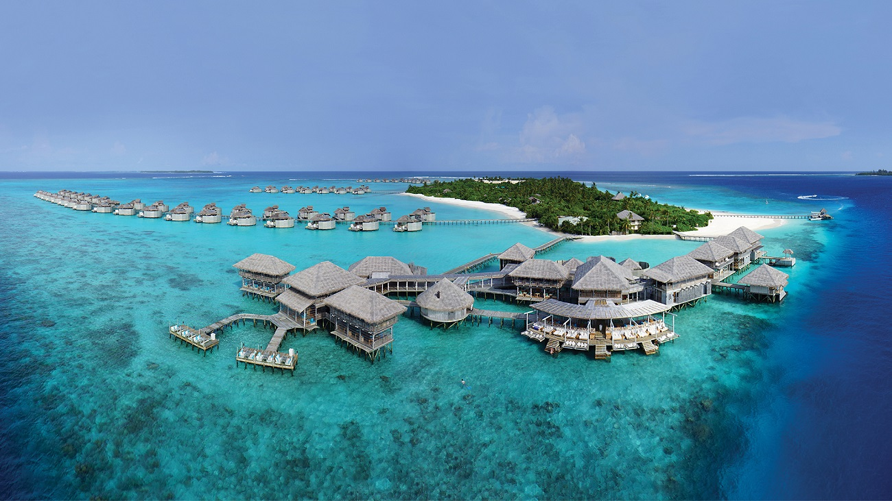 Top 10 best resorts in the Maldives for families - the