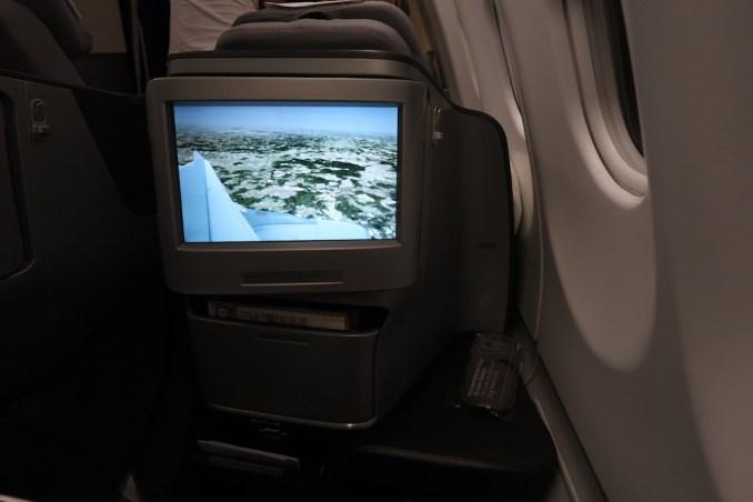 LUFTHANSA A330 INFLIGHT ENTERTAINMENT
