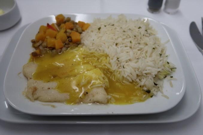 DINNER: MAIN COURSE