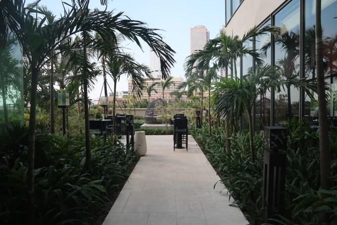 SHANGRI-LA COLOMBO LOBBY