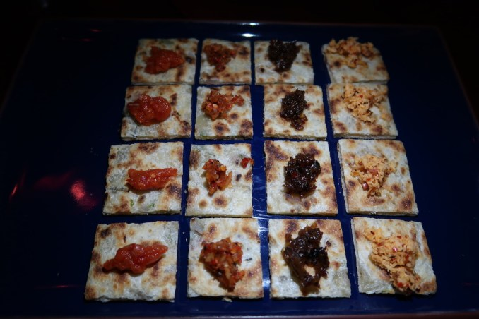 KAEMA SUTRA RESTAURANT: DINNER