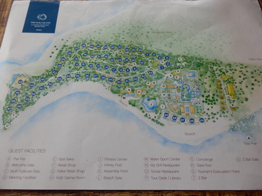 The naka island resort phuket