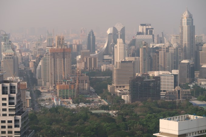 BANYAN TREE BANGKOK : VERTIGO TOO LOUNGE (VIEWS)