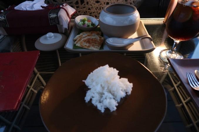 BANYAN TREE BANGKOK: SAFFRON SKY GARDEN (DINNER)