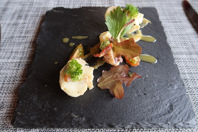 WILD COAST TENTED LODGE: LUNCH