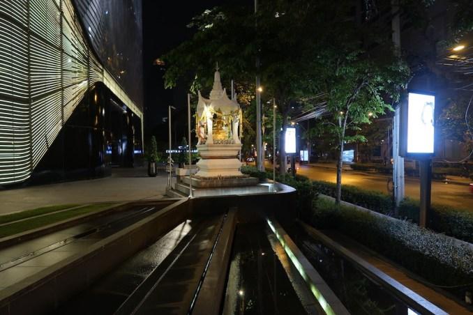 PARK HYATT BANGKOK AT NIGHT