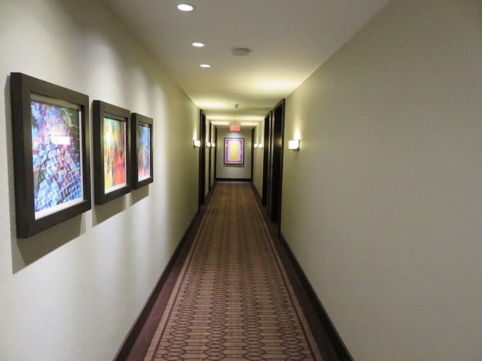 ROSEWOOD HOTEL GEORGIA: GUEST ROOM FLOOR