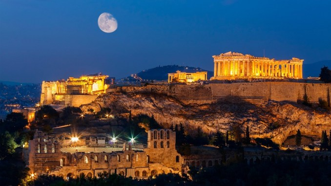 EXPLORE THE ACROPOLIS