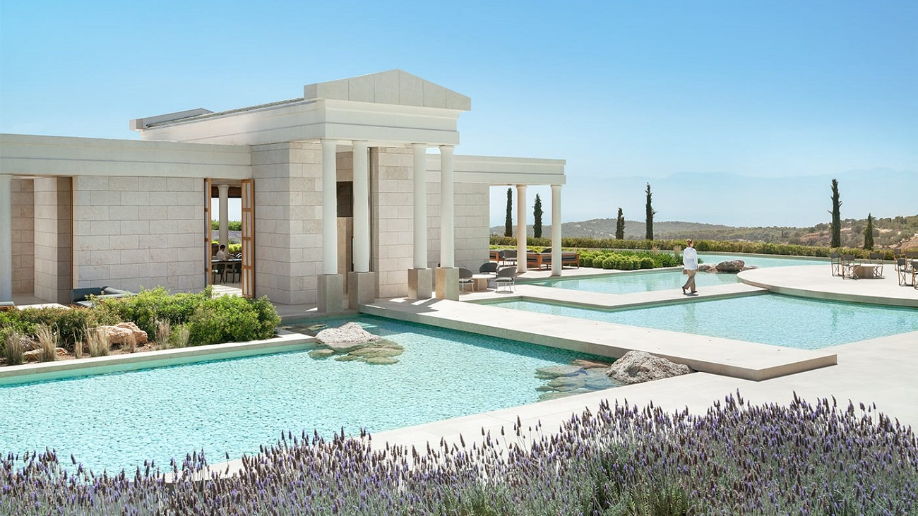 Top 10 Most Fabulous Hotels Resorts In Greece The Luxury Travel