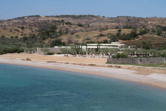 AMANZOE BEACH CLUB: OVERVIEW