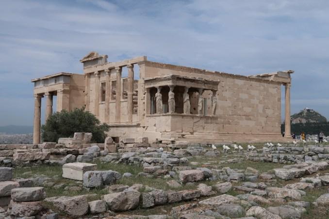 ACROPOLIS: THE ERECHTHEION