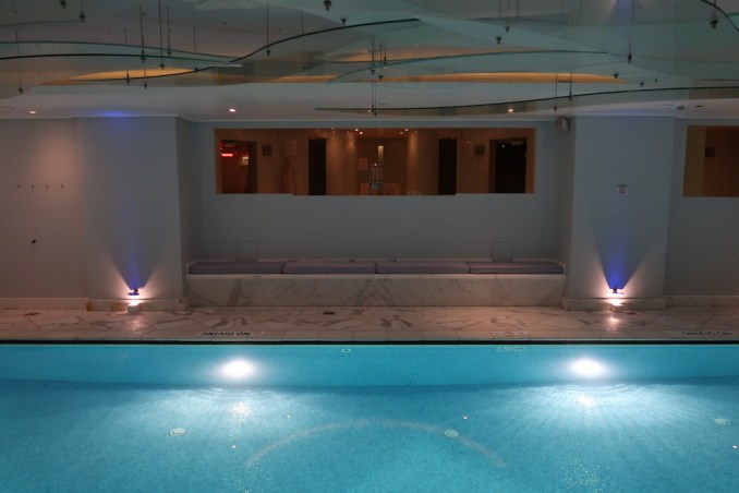 HOTEL GRANDE BRETAGNE: SPA - INDOOR POOL