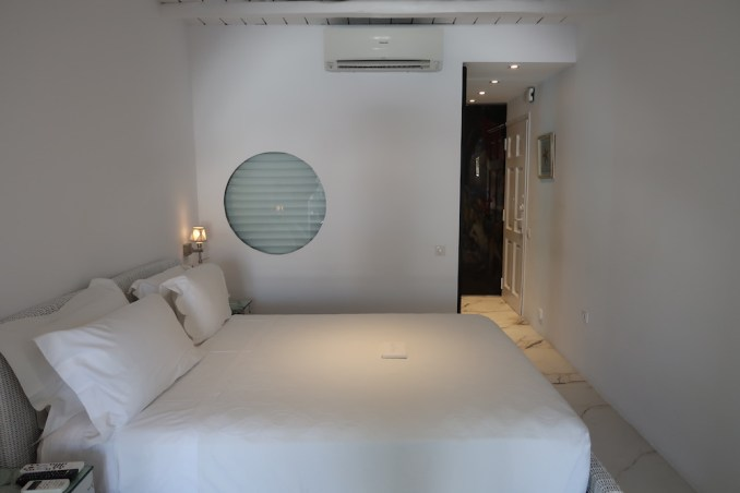 KIVOTOS MYKONOS: JUNIOR SUITE SEA VIEW