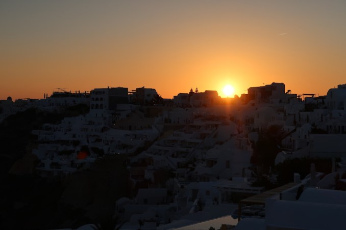 CANAVES OIA SUITES: SUPERIOR SUITE - SUNSET VIEW