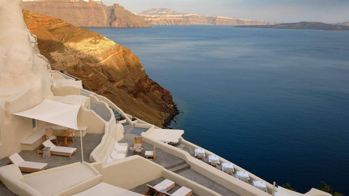 MYSTIQUE HOTEL, A LUXURY COLLECTION HOTEL, SANTORINI