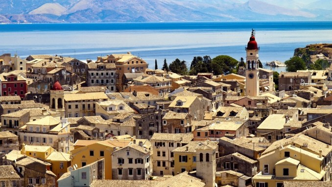 STROLL AROUND CORFU'S MAGNIFICENT OLD TOWN