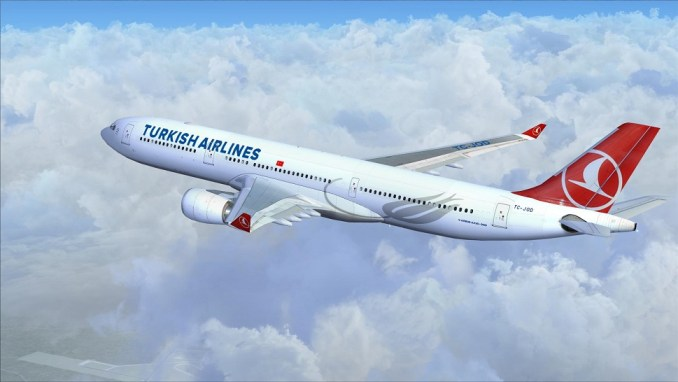 WIN TWO BUSINESS CLASS TICKETS WITH TURKISH AIRLINES