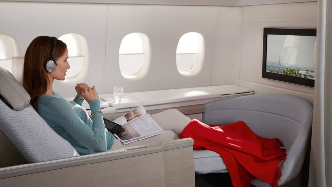 AIR FRANCE FIRST CLASS