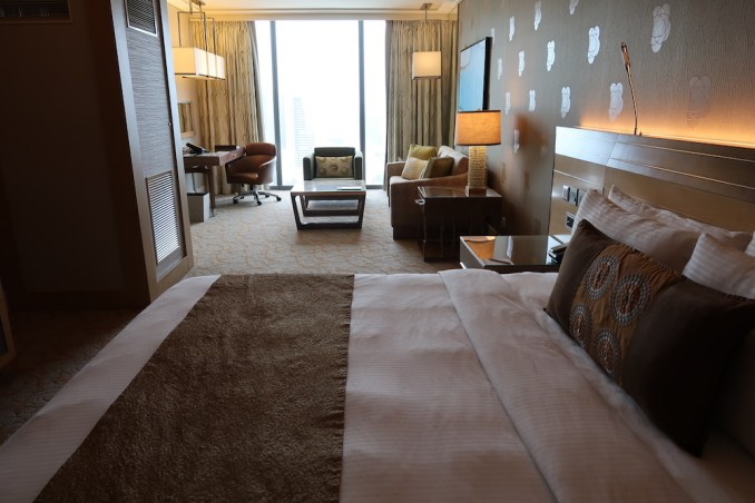 MARINA BAY SANDS: CLUB ROOM