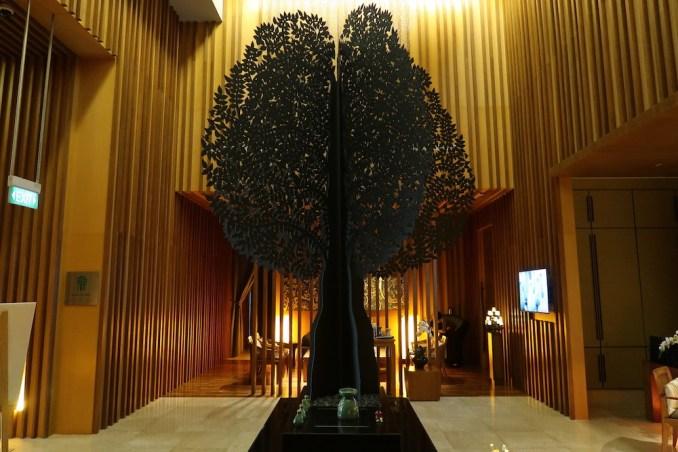 MARINA BAY SANDS: BANYAN TREE SPA