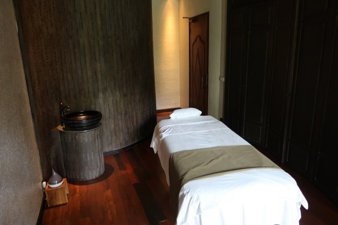 MANDAPA: SPA - TREATMENT ROOM