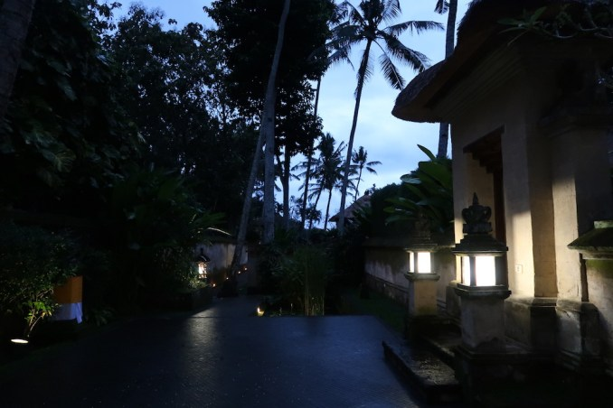 AMANDARI AT NIGHT