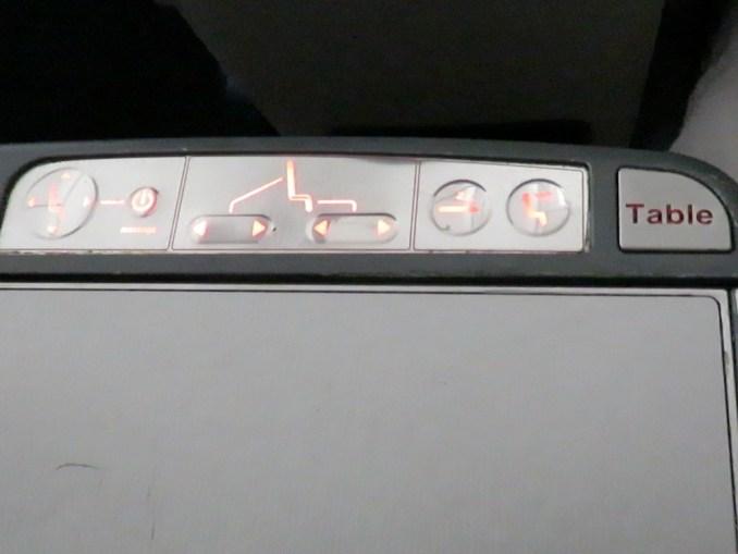 DELTA B767 BUSINESS CLASS SEAT 3D