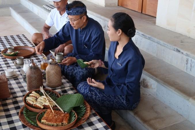 AMANKILA: AFTERNOON TEA SERVICE
