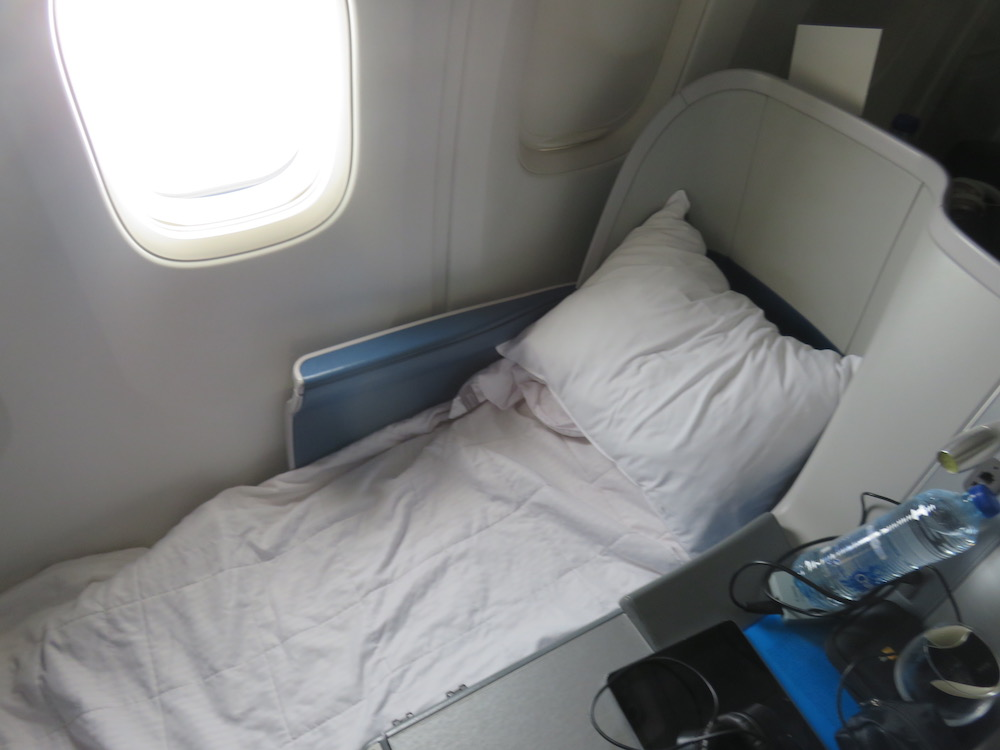 Trip report: Delta B767 Business Class Brussels to New York