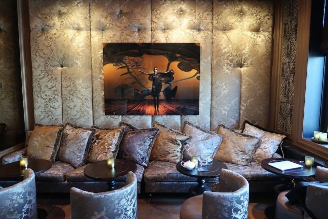 HOTEL TWENTYSEVEN: VIP LOUNGE