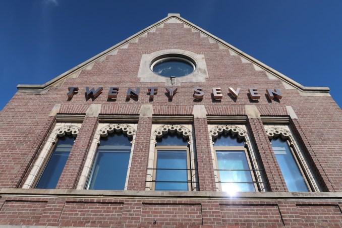HOTEL TWENTYSEVEN: EXTERIOR
