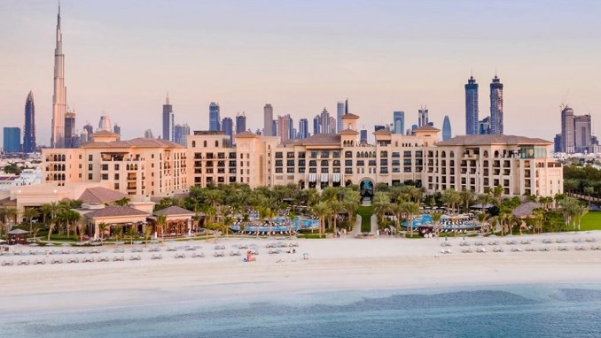 FOUR SEASONS DUBAI AT JUMEIRAH BEACH