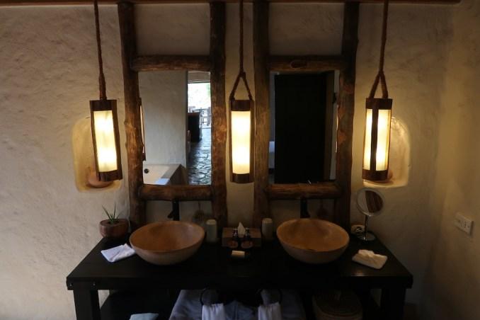 SIX SENSES ZIGHY BAY: SPA POOL VILLA - BATHROOM