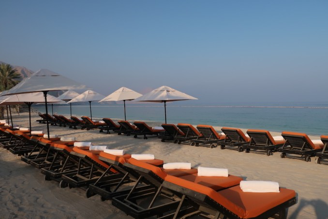 SIX SENSES ZIGHY BAY: SECOND BEACH CLUB